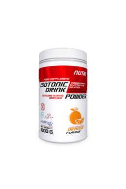 NUTRI8 Isotonic Drink Powder Narancs 1000g