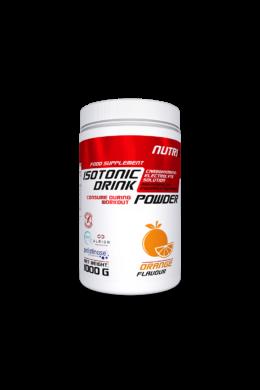 NUTRI8 Isotonic Drink Powder Narancs 1000g