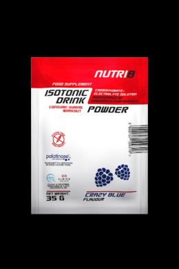 NUTRI8 Isotonic Drink Powder Crazy Blue 35g