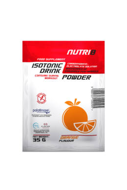 NUTRI8 Isotonic Drink Powder Narancs 35g