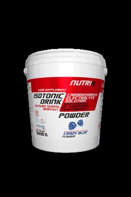 NUTRI8 Isotonic Drink Powder Crazy Blue 5000g