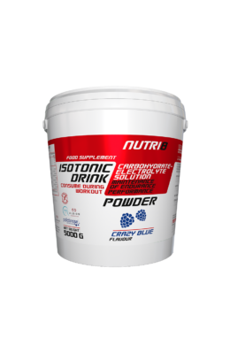NUTRI8 Isotonic Drink Powder Crazy Blue 5000g