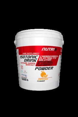 NUTRI8 Isotonic Drink Powder Narancs 5000g