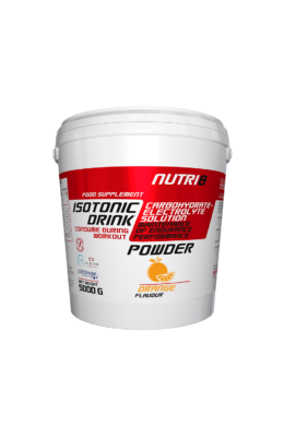 NUTRI8 Isotonic Drink Powder Narancs 5000g