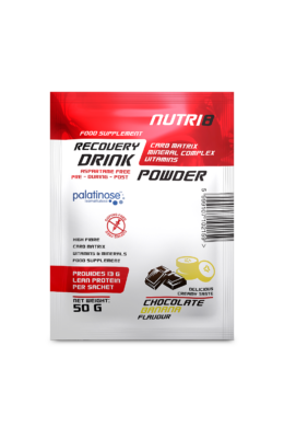 NUTRI8 Recovery Drink Chocolate-Banana 50g