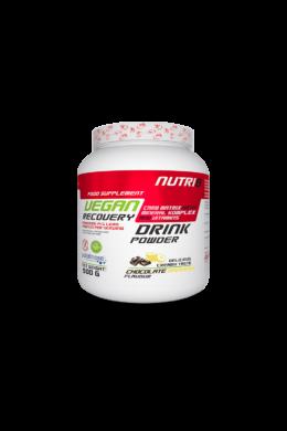 NUTRI8 Vegan Recovery Drink Csokoládé- Banán 500g