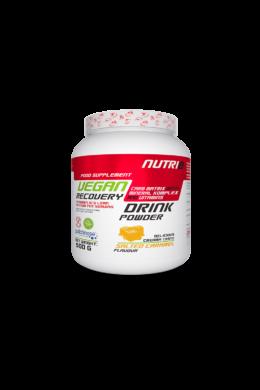 NUTRI8 Vegan Recovery Drink Sós Karamell 500g