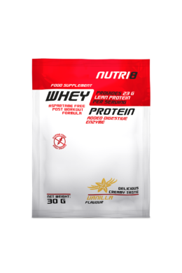 NUTRI8 Whey Protein Vanília 30g