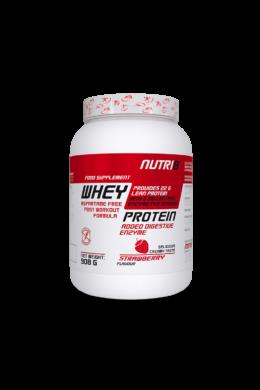 NUTRI8 Whey Protein Eper 908g