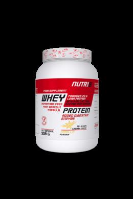 NUTRI8 Whey Protein Vanília 908g