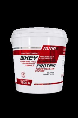 NUTRI8 Whey Protein Enzime Tripla csokoládé 4500g