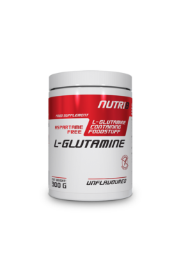 NUTRI8 Glutamine Unflavoured 300g