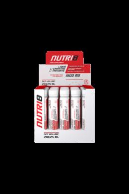 NUTRI8 L-Carnitine Ananász 20x25ml