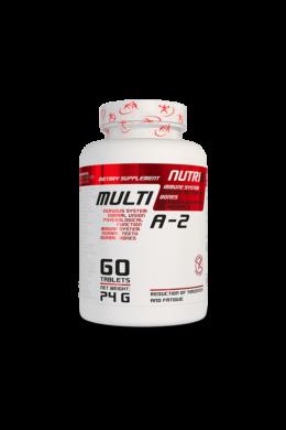 NUTRI8 Multi A-Z vitamin 60 tabletta