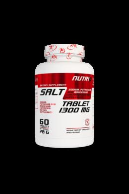 NUTRI8 Sótabletta 1300mg 60 tabletta