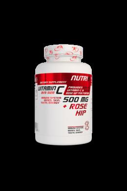 NUTRI8 C-Vitamin 500mg 30 tabletta