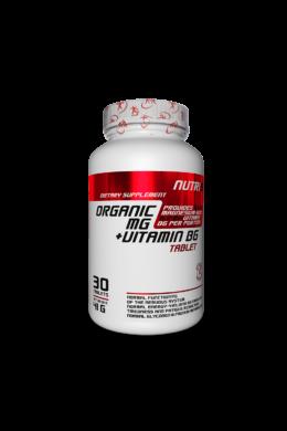 NUTRI8 Mg + B6 30 tabletta