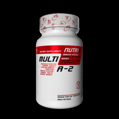NUTRI8 Multi A-Z vitamin tabletta (60 vagy 120 db)
