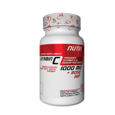 NUTRI8 C-Vitamin 1000mg tabletta (60 vagy 120 db)