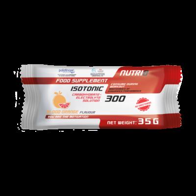 NUTRI8 Isotonic 300 - 35 g - többféle ízben (Vérnarancs, Grapefruit)