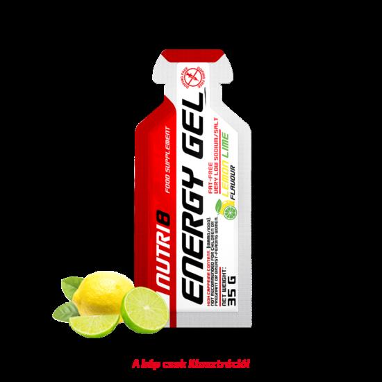 NUTRI8 Energy Gel Lemon-Lime 35g
