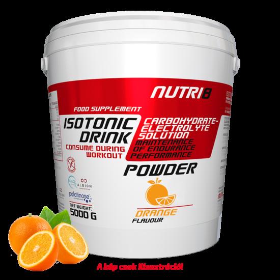 NUTRI8 Iso-Sport Drink Narancs 5000g