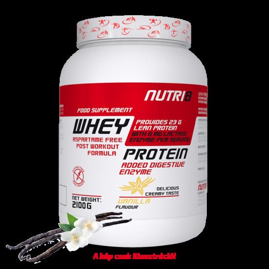NUTRI8 Whey Protein Vanília 2100g
