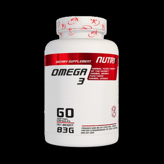 NUTRI8 Omega3 60 kapszula