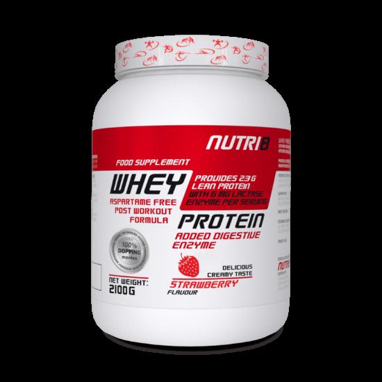 NUTRI8 Whey Protein Eper 2100g