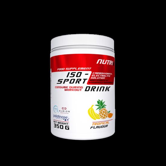 NUTRI8 Iso-Sport Drink Trópusi 350g