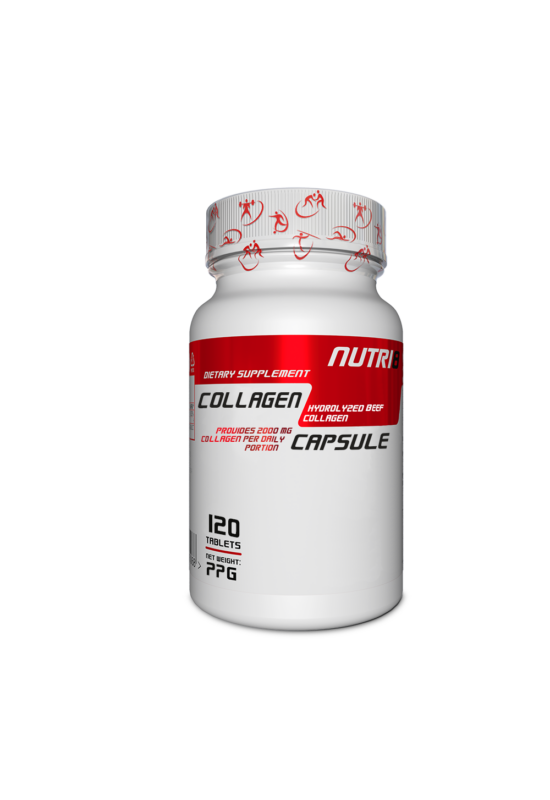 NUTRI8 Collagen 120 kapszula