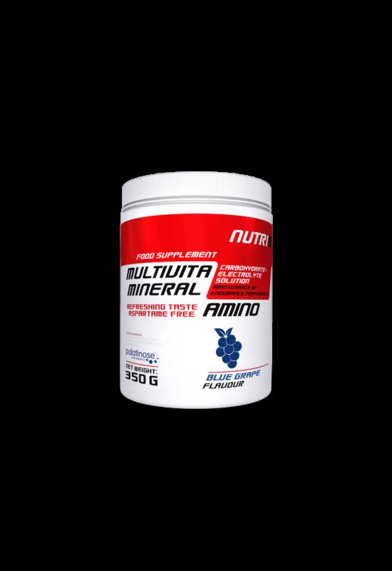 NUTRI8 Multivitaminerál Amino Kék szőlő 350g