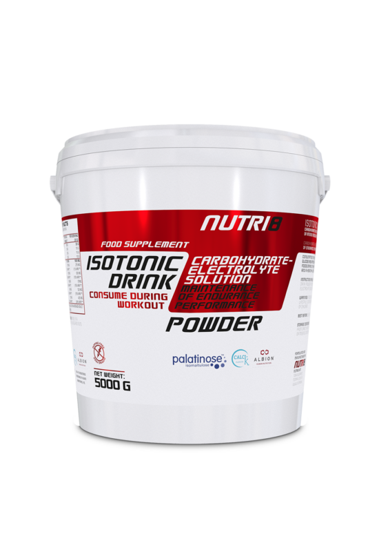 NUTRI8 Isotonic Drink Powder Trópusi 5000g