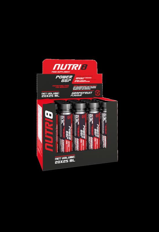 NUTRI8 Power 667 Grapefruit 20x25ml